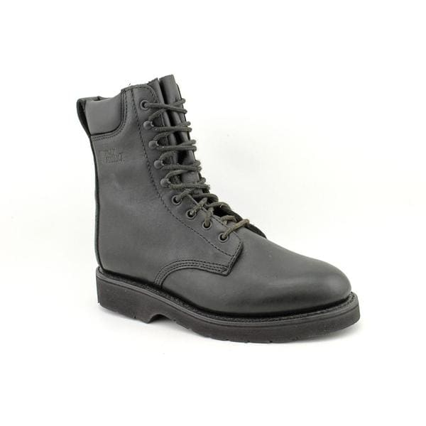 Footonic II Men's 'After Burn' Leather Boots - Wide (Size 8)