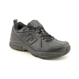 New Balance Women's 'WX608' Leather Athletic Shoe