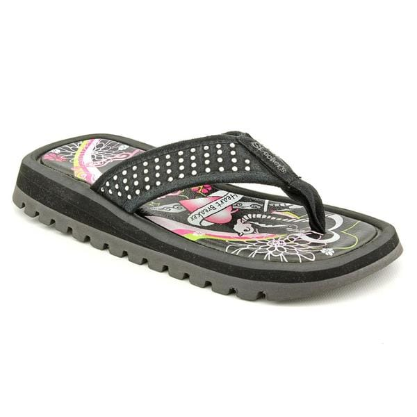 Skechers Cali Women's 'Heatwaves' Man-Made Sandals (Size 5)