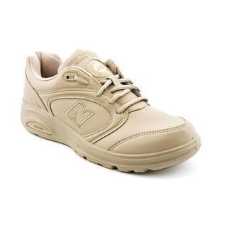 New Balance Women's 'WW812' Leather Athletic Shoe - Wide (Size 9.5)