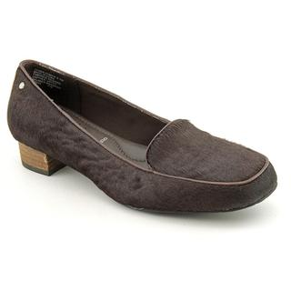 Rockport Women's 'Lilly Loafer' Leather Casual Shoes - Wide (Size 5)