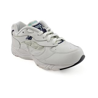 New Balance Women's 'WW554' Leather Athletic Shoe - Narrow