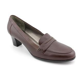 David Tate Women's 'Legacy' Leather Dress Shoes - Narrow (Size 10.5)