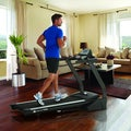 XTERRA TR6.55 Black Folding Treadmill