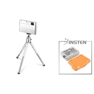 INSTEN Battery Canon LP-E8 EOS Digital Rebel T2i+Tripod