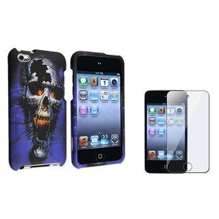 BasAcc Case/ Screen Protector for Apple iPod Touch Generation 4