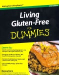 Living Gluten-Free for Dummies, 2nd ED + Gluten-Free Cooking for Dummies (Paperback)