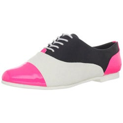 Nina Etta Oxford Shoes - Leather, Lace-Ups (For Women) - Save 80