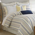 Nautica Prospect Harbor Cotton Comforter and Sham Separates