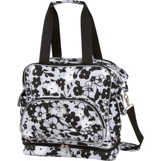 The Bumble Collection Camille Changing Bag in Evening Bloom