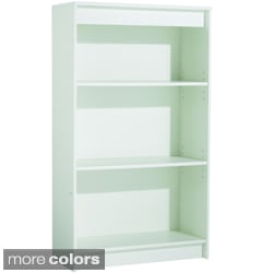 akadaHOME 3-Shelf Laminate Bookcase