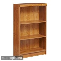 akadaHOME Fixed 3-shelf Bookcase
