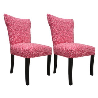 Bella Sprinkles Gum Drop Dining Chairs (Set of 2)