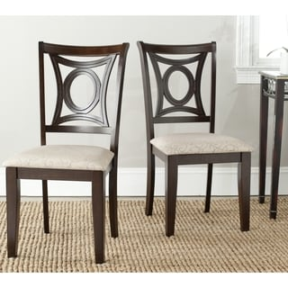 Safavieh Sophia Beige Side Chairs (Set of 2)