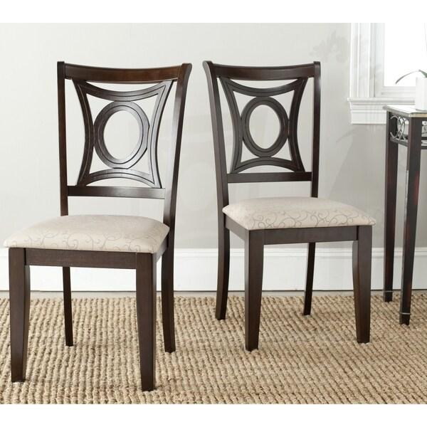 Safavieh Sophia Beige Side Chairs (Set of 2)