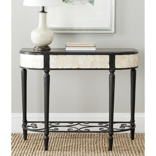 Safavieh Gregory Dark Brown Console Table
