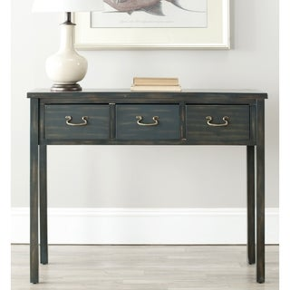 Safavieh Cindy Navy Console Table