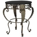 Safavieh Karen Dark Brown Side Table