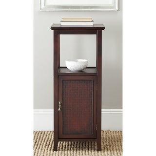 Safavieh Mike Dark Brown Side Table