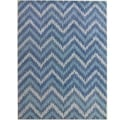 Safavieh Handmade Wyndham Blue New Zealand Wool Area Rug (5' x 8')