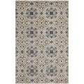 Safavieh Handmade Wyndham Beige New Zealand Wool Area Rug (4' x 6')