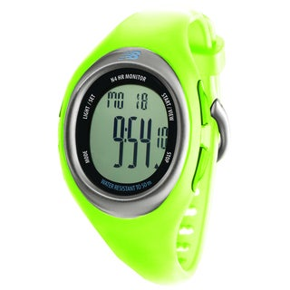 New Balance Lime Heat Rate Monitor N4 Series Watch
