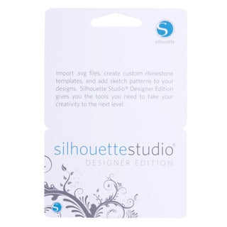 Silhouette Studio Designer Edition Upgrade Card