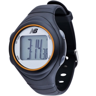 New Balance Black NX301 Heart Rate Monitor Watch