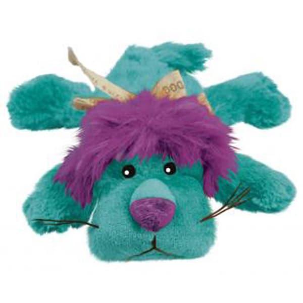 Kong Plush Cozie King Lion Pet Toy
