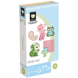 Cricut Cindy Loo Cartridge