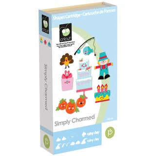 Cricut Simply Charmd Cartridge