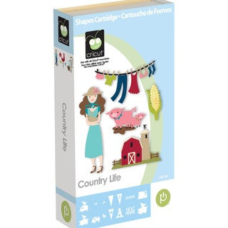 Cricut Country Life Cartridge