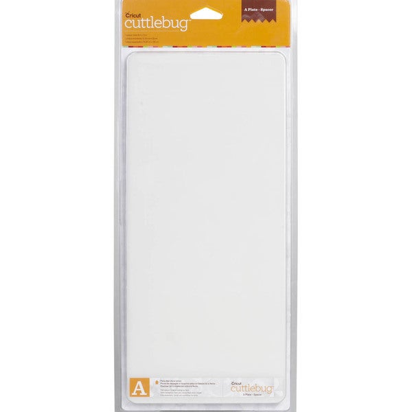 Cuttlebug 6-inch x 13-inch A Spacer Plate