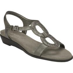 Women's Aerosoles Atomic Silver Metallic
