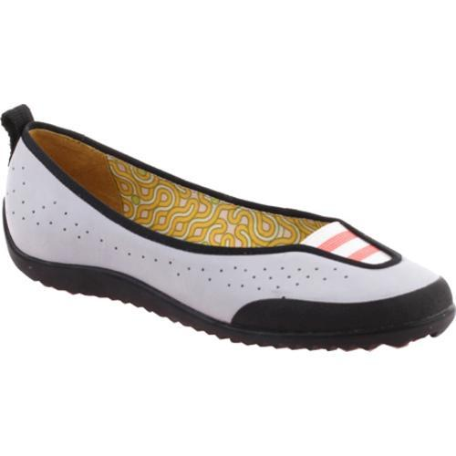 Women's dimmi Learn White Leather