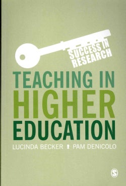 Teaching in Higher Education (Paperback)