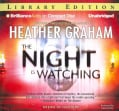 The Night Is Watching: Library Edition (CD-Audio)