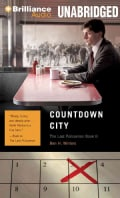 Countdown City: The Last Policeman Book II (CD-Audio)