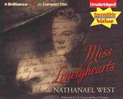 Miss Lonelyhearts (CD-Audio)