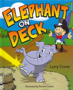 Elephant on Deck (Hardcover)