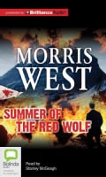 Summer of the Red Wolf (CD-Audio)
