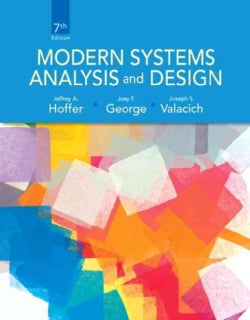 Modern Systems Analysis and Design (Hardcover)
