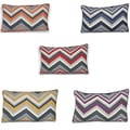Xenia Chevron Throw Pillow