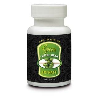Black Top Nutrition Green Coffee Bean Capsules