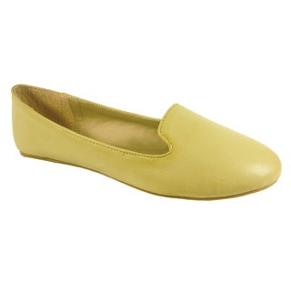 Betani by Beston Women's Smoking Flats