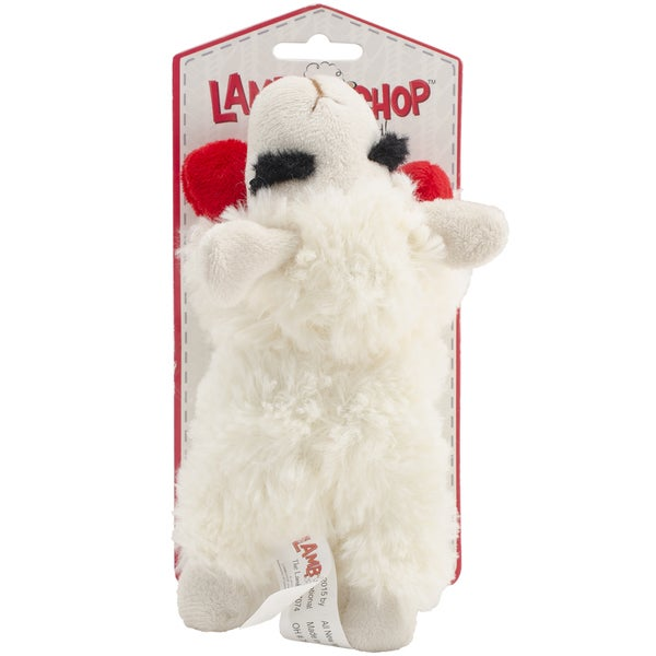 Multipet Lamb Chop Pet Toy