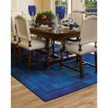Barclay Butera Leather Ink Medley Rug (8' x 11') by Nourison