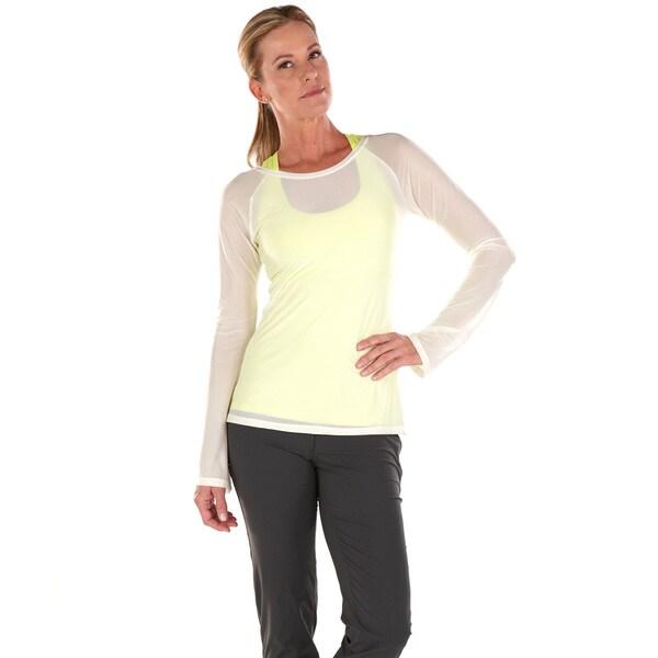 Anatomie Women's Crew Neck Slim-fit Top