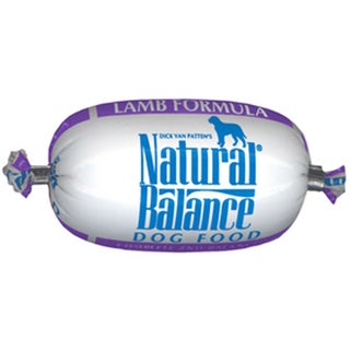 Natural Balance Lamb Formula Dog Food (2.75-oz)