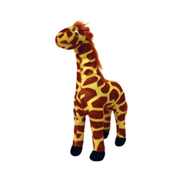 VIP Tuffy's Safair Series Jr Giraffe Pet Toy
